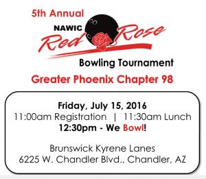 NAWIC Phoenix Bowling Tournament 2016